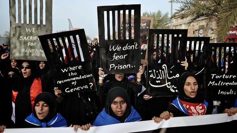 """Proteste: """"Niemand wird für die Gewalt in Bahrain zur Rechenschaft gezogen"""""""