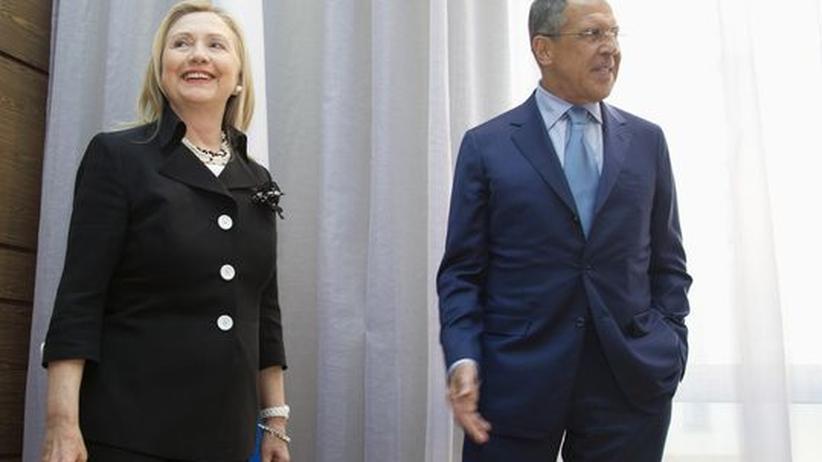 Bürgerkrieg: Russland optimistisch vor Syrien-Konferenz