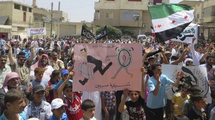 Bürgerkrieg: Helft Syrien!