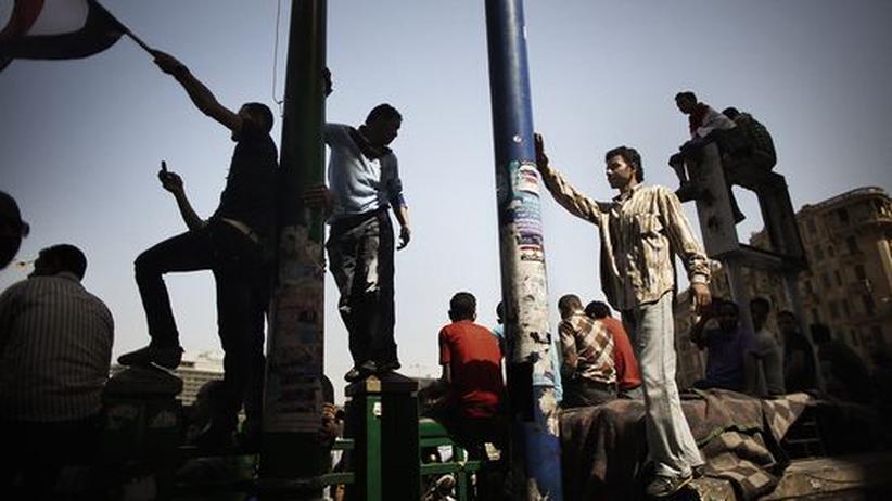 Ägypten: Tausende protestieren gegen Mubarak-Urteil