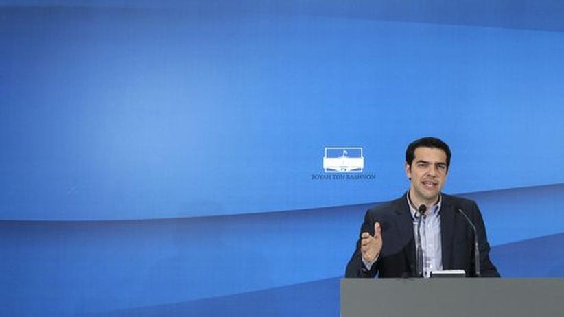 Euro-Zone: Griechenland zwischen Staatsbankrott und Sparkompromiss