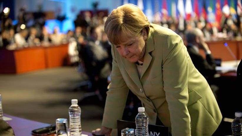 G-20-Gipfel: Europäer verbitten sich Belehrungen zur Euro-Krise