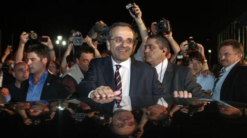 Griechenland: Konservative gewinnen die Wahl
