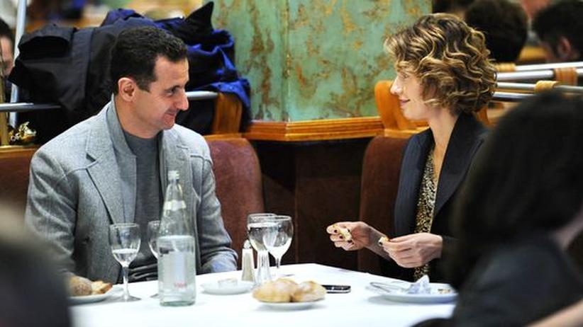 Syrien: Assad beschäftigte westliche PR-Agentur