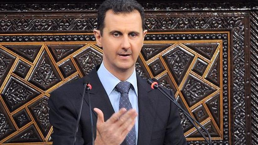 Syrien-Konflikt: USA und Großbritannien wollen freies Geleit für Assad