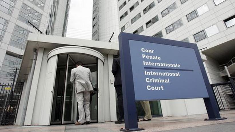 Den Haag: Wo Assad hingehört