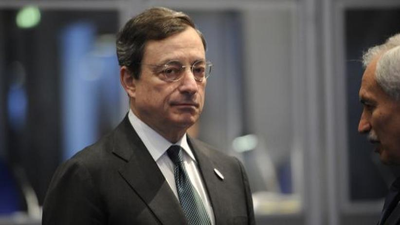 Euro-Zone: EZB warnt vor verschärfter Bankenkrise