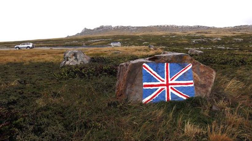 Territorialstreit: Falklandinseln kündigen Referendum über politischen Status an