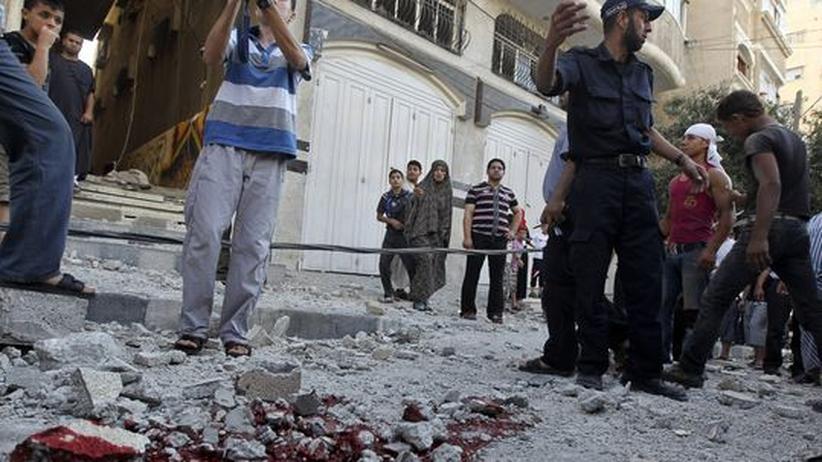 Nahost: Hamas verkündet Waffenruhe, doch es wird weiter geschossen