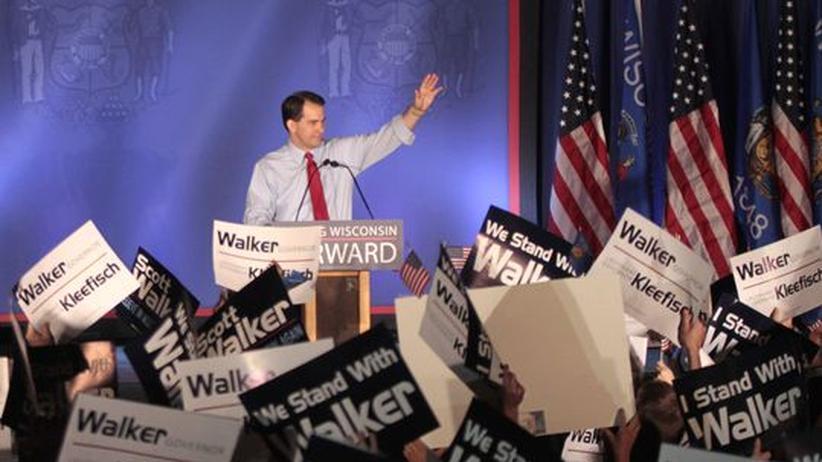 US-Wahlkampf: Demokraten scheitern bei Gouverneurswahl in Wisconsin