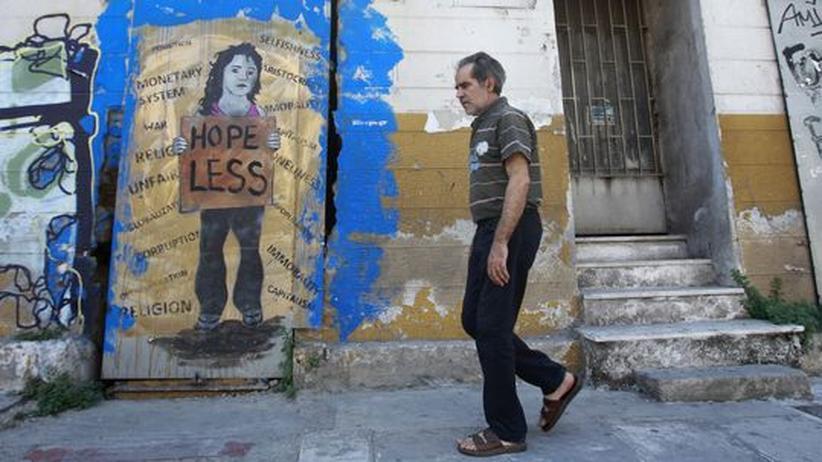 """Griechenland: """"Die Sympathie für die Deutschen ist auf dem Tiefpunkt"""""""