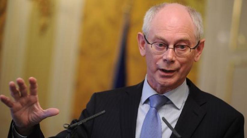 Euro-Krise: EU-Ratspräsident warnt vor Zugeständnissen an Griechenland