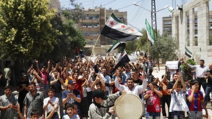 Syrien: Regierungsgegner berichten von neuem Massaker