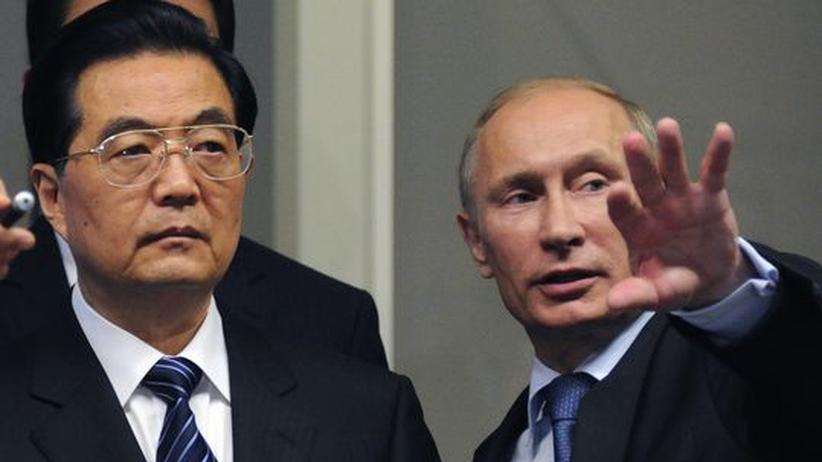 China-Besuch: Putin sucht die Nähe zu Chinas Autokraten