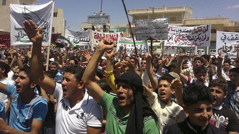 Krieg in Syrien: Wie riskant wäre eine Intervention in Syrien?