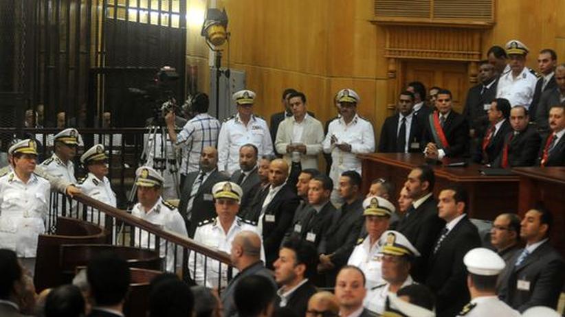 Mubarak-Urteil: Der alte Machtapparat bleibt unbehelligt