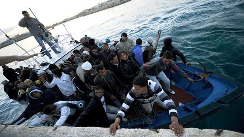 Flüchtlings-Rekord: Europa macht die Augen zu