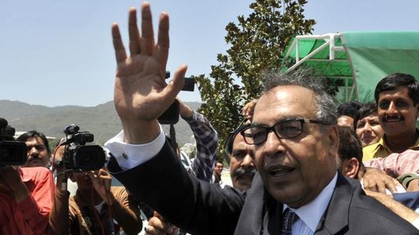 Korruptionsverdacht: Haftbefehl gegen pakistanischen Premierminister-Kandidaten