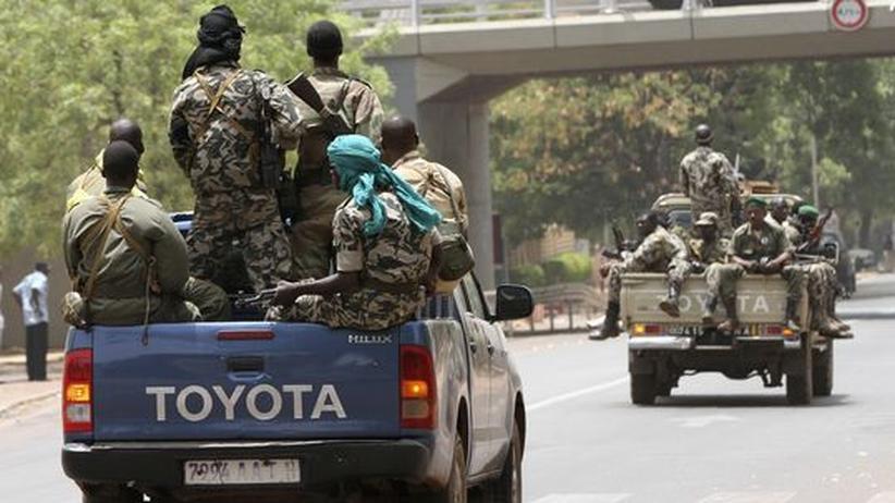 Bürgerkrieg: Afrikanische Union fordert UN-Militärintervention in Mali