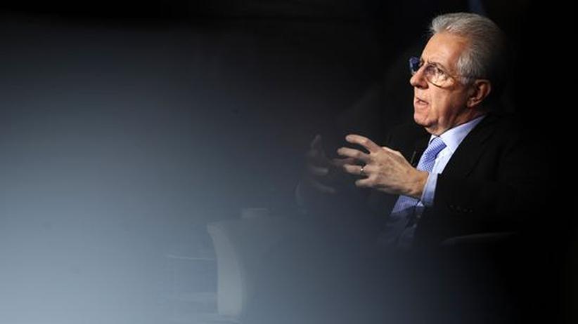 Euro-Krisengipfel: Monti warnt vor Spekulationsangriffen