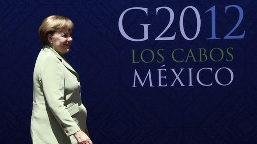 G-20-Gipfel: Man sprach Deutsch