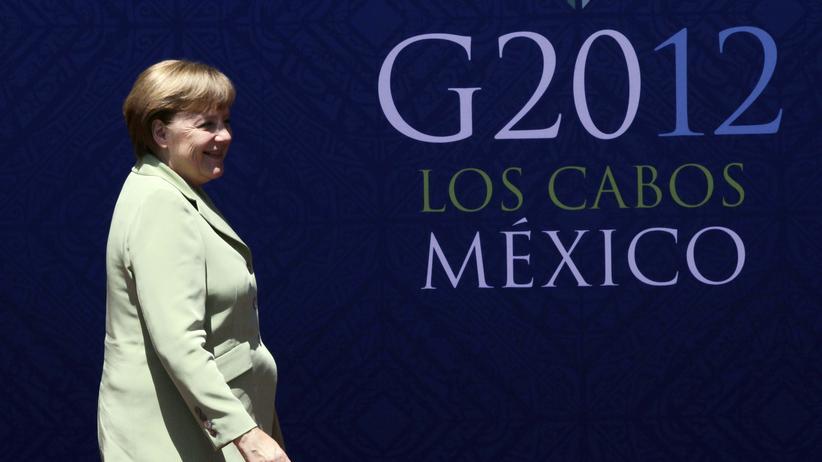 G-20-Gipfel: Merkels lästiger G-20-Termin