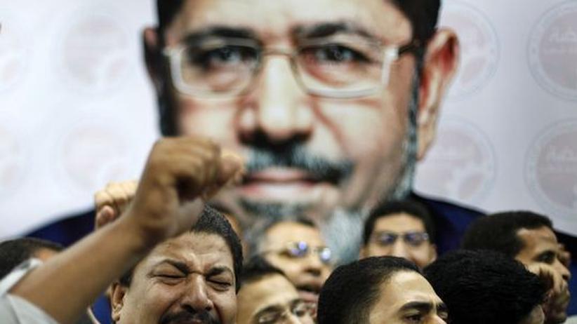 Ägypten: Mursi lässt Aussagen zu Israel dementieren