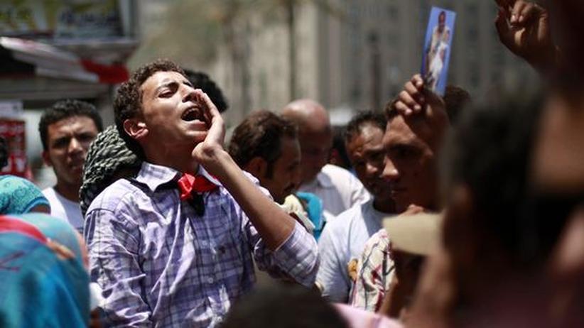 Präsidentschafts-Stichwahl: Ägypter fürchten Rückkehr der alten Garde