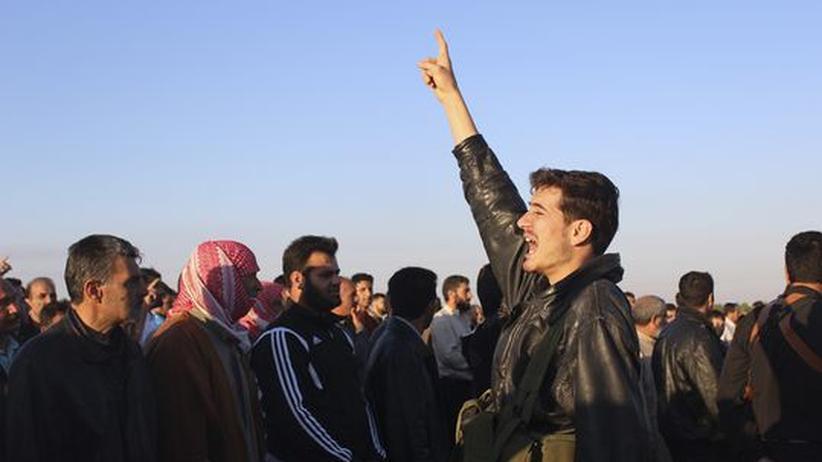 Bürgerkrieg: Propaganda und Wirklichkeit im Syrien-Krieg