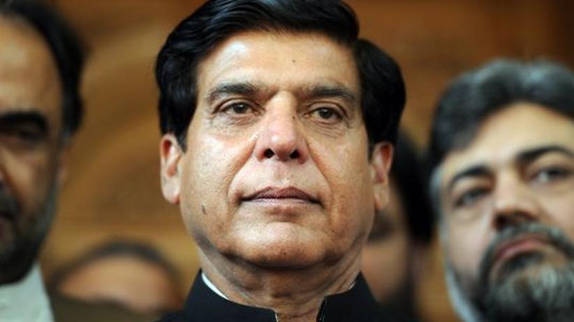 Korruptionsverdacht: Ashraf ist neuer Regierungschef in Pakistan