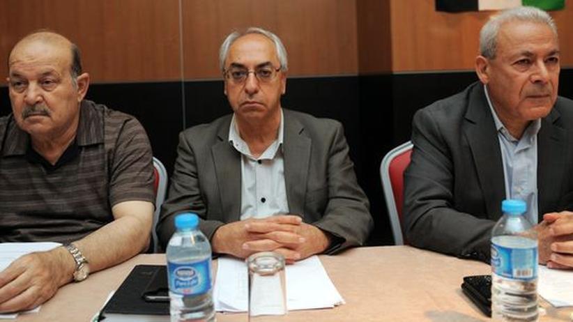 Widerstand: Syriens Opposition wählt Kurden zum Chef