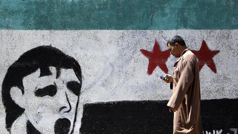 Syrien: Assads Sturz würde keinen Frieden bringen