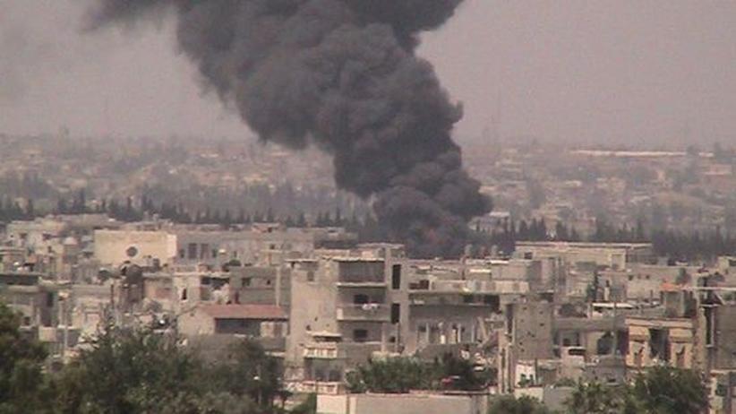 Syrien-Krieg: Nur Putin kann Assad den Ausweg zeigen