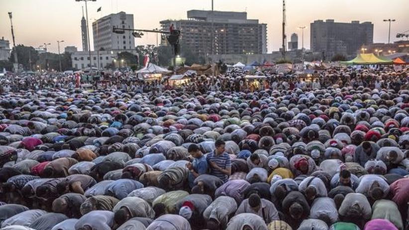 Umbruch: Ägypten ist wieder am Nullpunkt