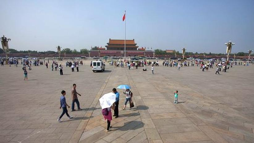 Jahrestag: China unterdrückt Gedenken an Tiananmen-Massaker