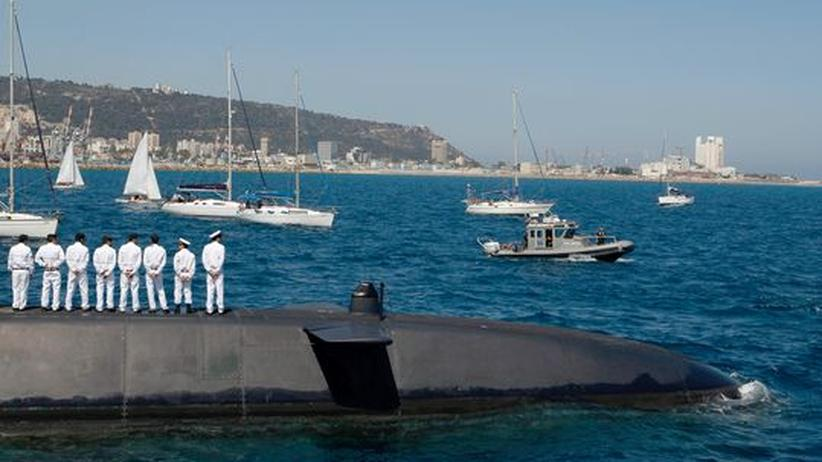 Atomstreit: Bundesregierung verteidigt U-Boot-Geschäft mit Israel
