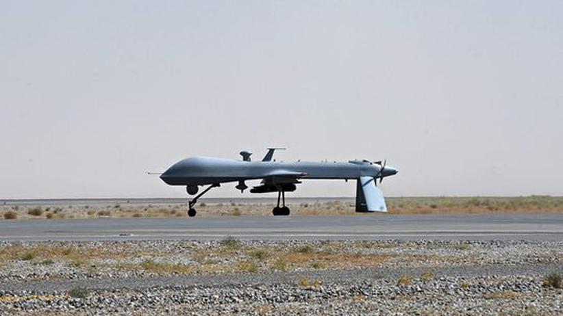 Kampf gegen Terror: USA verstärken Drohnenangriffe in Pakistan