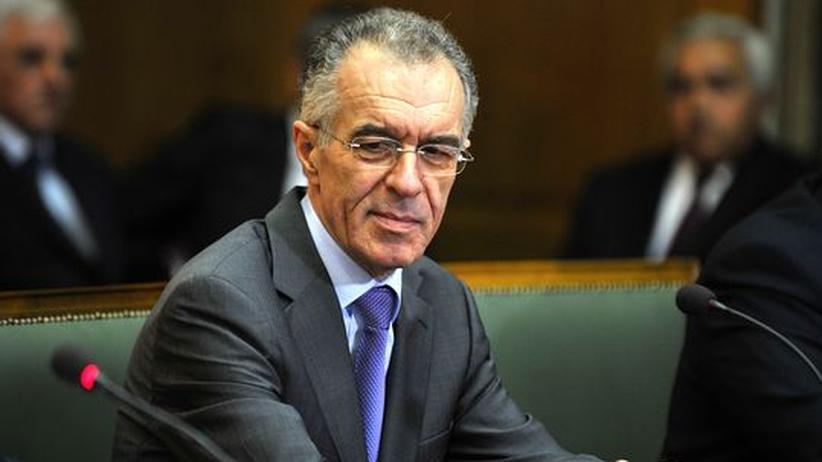Schuldenkrise: Griechischer Finanzminister tritt zurück