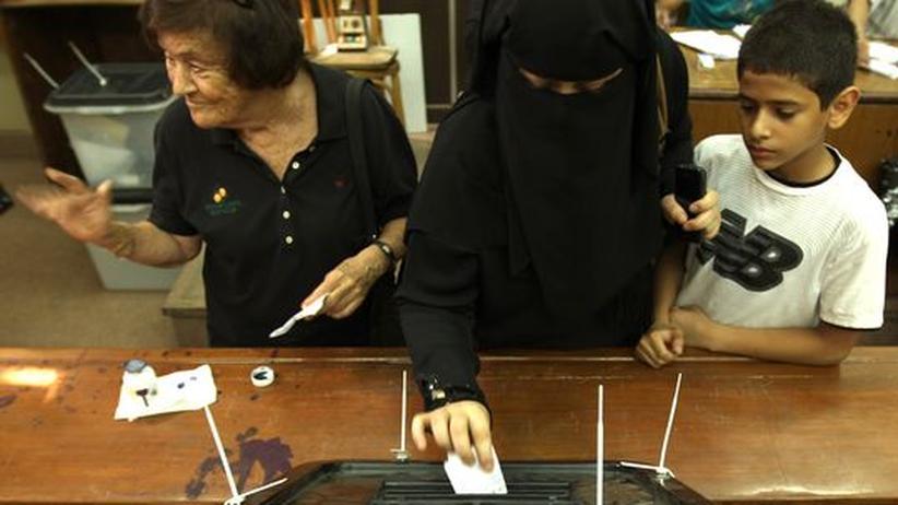Präsidentschaftswahl: Ägyptens Wahl zwischen zwei Extremen