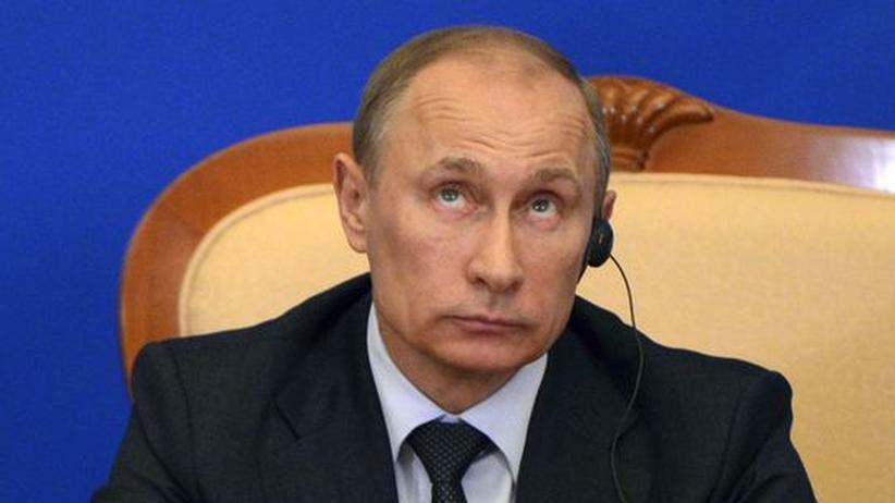 Russland: Aus Angst Demonstrationen unterdrückt