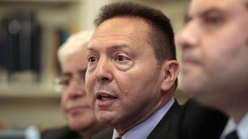 Regierungsbildung: Ex-Banker wird neuer Finanzminister in Griechenland