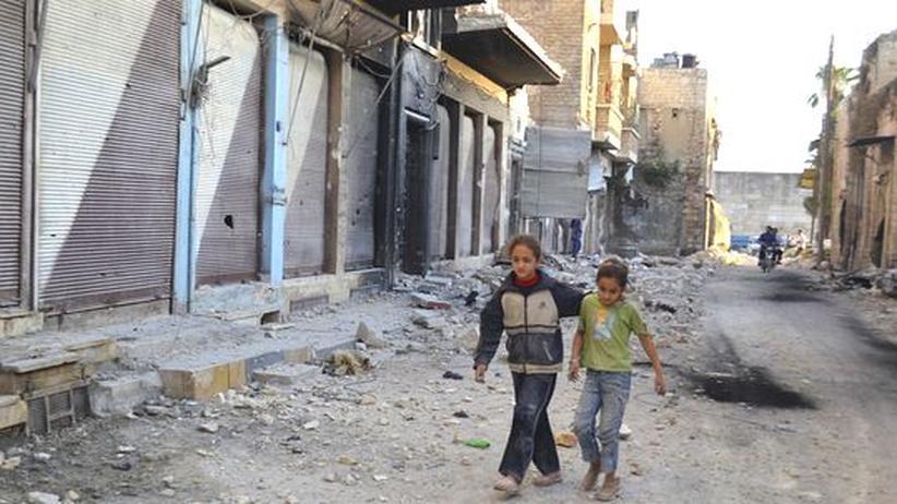 Syrien-Krieg: Frieden gibt es nur mit Teheran