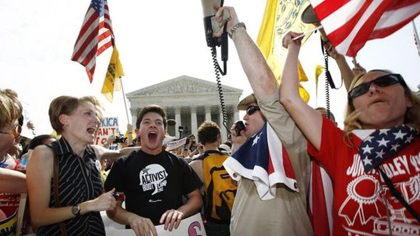 USA: Die Superstars vom Supreme Court
