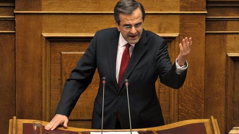 Euro-Zone: Griechische Regierung sauer über Austrittsspekulation