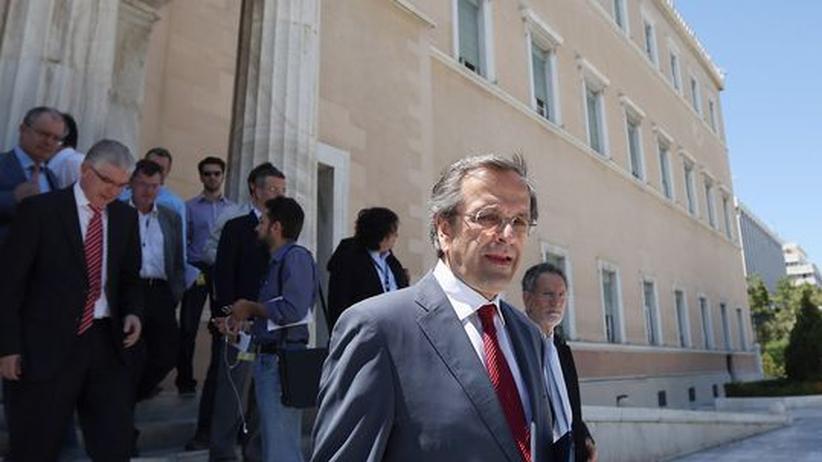 Troika: Griechenland scheitert an Umsetzung der Sparauflagen