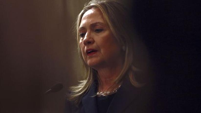 Naher Osten: Clinton will sich für israelisch-ägyptischen Frieden einsetzen