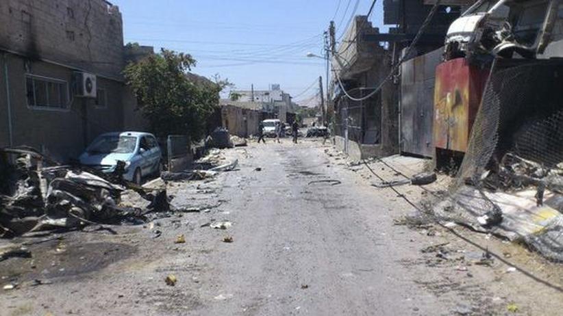 Syrien: Meine Geisterstadt