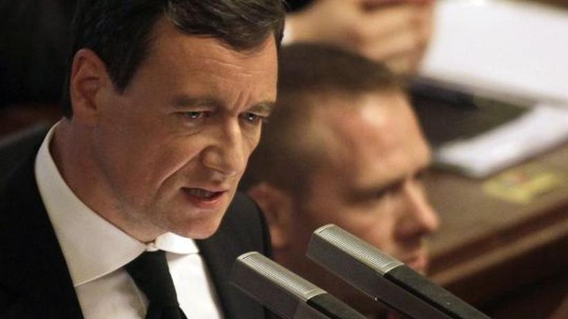 Tschechien: Auf Korruptionstour in Prag