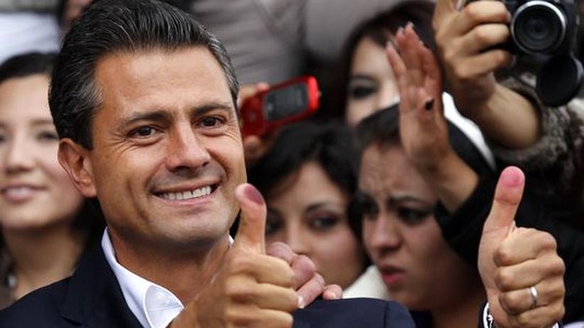 Mexiko: Die frühere Staatspartei ist zurück an der Macht