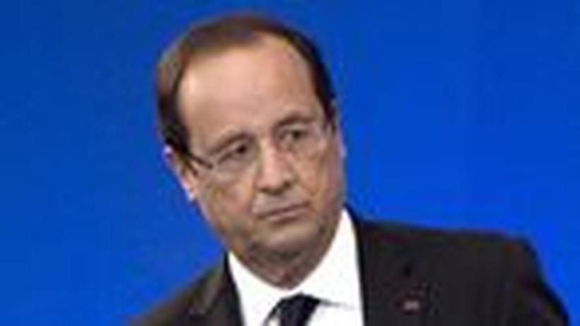 Frankreichs Haushalt: Hollandes Seiltanz